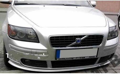 Накладка передняя Volvo S40/V50