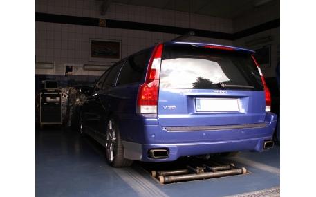 Накладка задняя Volvo V70