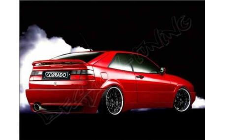 Накладка задняя Volkswagen Corrado