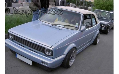 Ресницы Volkswagen Golf 1