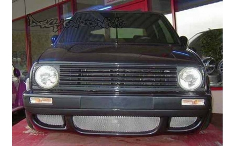 Накладка передняя Volkswagen Golf 2