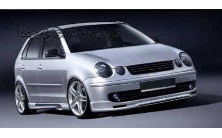Накладка передняя Volkswagen Polo