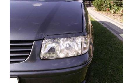 Ресницы Volkswagen Polo
