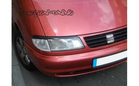 Ресницы Volkswagen Sharan