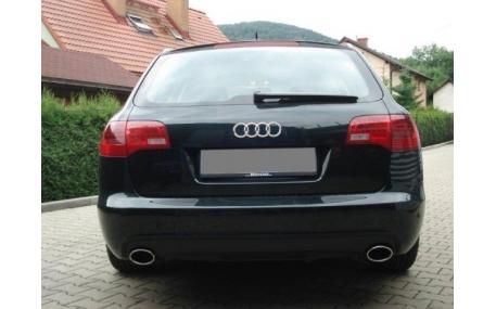 Выхлопная система Audi A6 C6