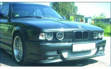 Ресницы BMW E34