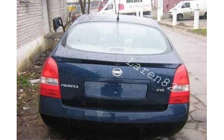 Спойлер Nissan Primera
