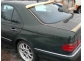 Спойлер Mercedes E-class W210
