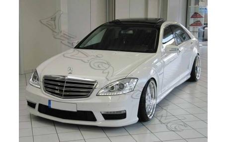 Комплект обвеса Mercedes S-class W221