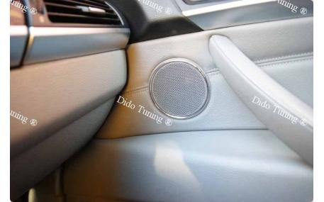 Кольца в щиток приборов BMW X5 E70