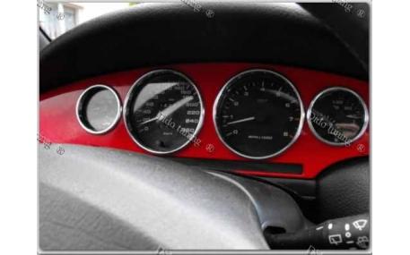 Кольца в щиток приборов Fiat Coupe