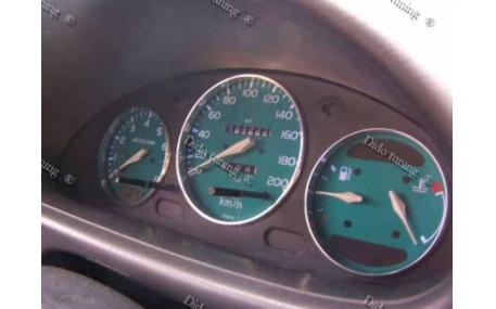 Кольца в щиток приборов Nissan Micra