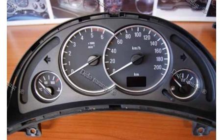 Кольца в щиток приборов Opel Corsa С