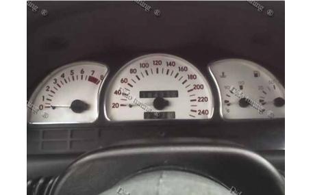 Кольца в щиток приборов Opel Vectra A