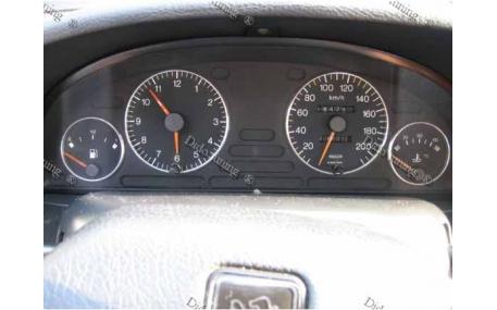 Кольца в щиток приборов Peugeot 405