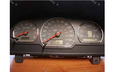 Кольца в щиток приборов Volvo S40/V40