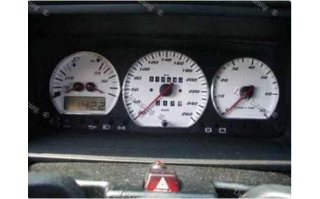 Кольца в щиток приборов Volkswagen Corrado