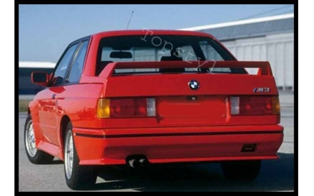 Спойлер BMW 3 (E30)