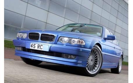 Накладка передняя BMW E38