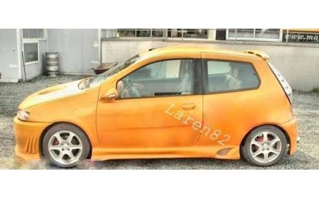 Спойлер Fiat  Punto
