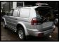 Спойлер Mitsubishi Pajero Sport