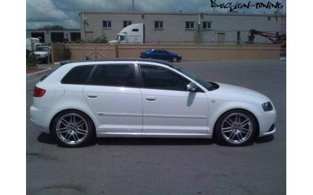 Пороги Audi A3 8P