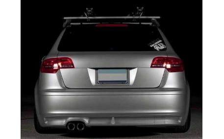 Накладка задняя Audi A3 Sportback