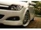 Накладка передняя Opel Astra H