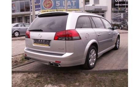 Накладка задняя Opel Vectra С