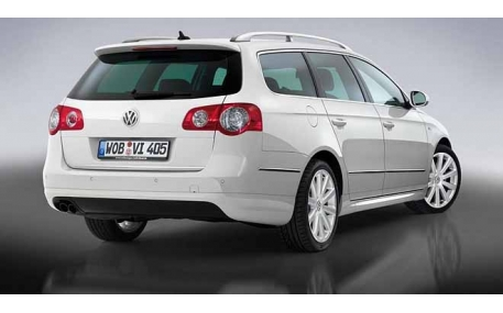 Накладка задняя Volkswagen Passat B6