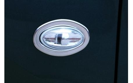 Хром накладки Citroen C1