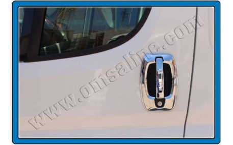 Хром накладки Peugeot Boxter