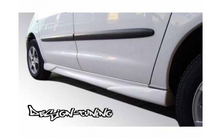 Пороги Volkswagen Sharan