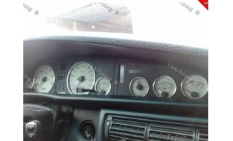 Кольца в щиток приборов Audi 100 C4