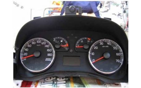 Кольца в щиток приборов Fiat Punto