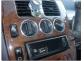 Кольца в щиток приборов Mercedes W638