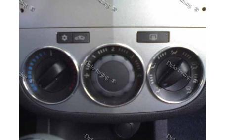 Кольца в щиток приборов Opel Corsa D