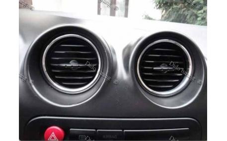 Кольца в щиток приборов Seat Cordoba