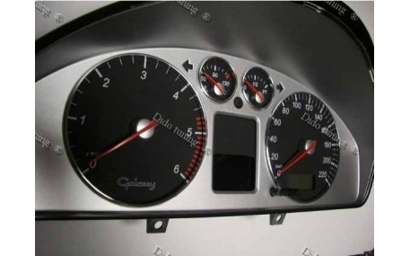 Кольца в щиток приборов Volkswagen Sharan