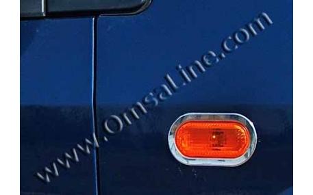 Хром накладки Ford Fusion