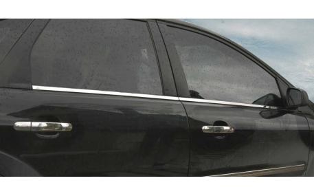 Хром накладки Ford C-max