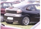 Спойлер Renault Megane