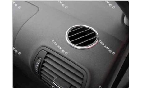Кольца в щиток приборов Audi A3 8L