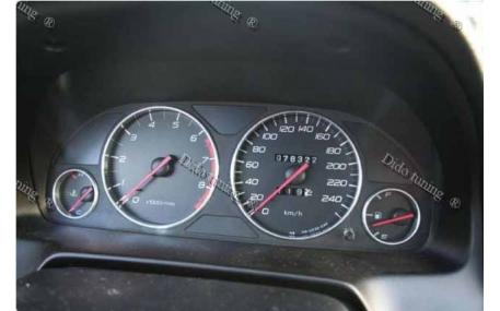 Кольца в щиток приборов Honda Prelude