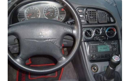 Кольца в щиток приборов Mitsubishi Eclipse