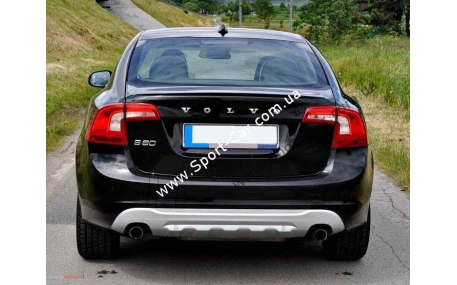 Накладка задняя Volvo S60
