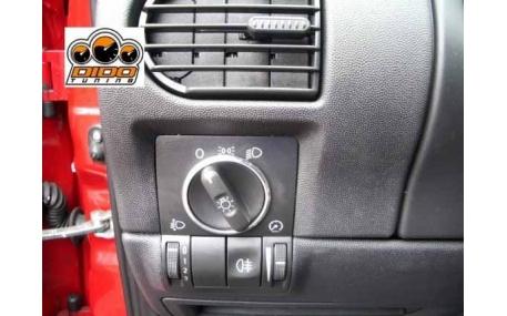 Кольца в щиток приборов Opel Corsa C