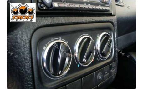 Кольца в щиток приборов Volkswagen Polo