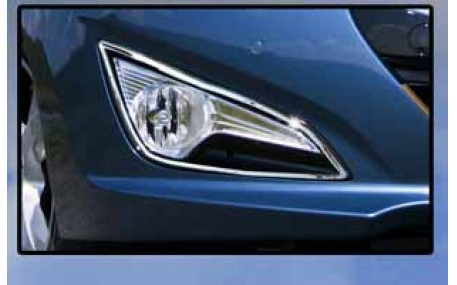 Хром накладки Hyundai I40