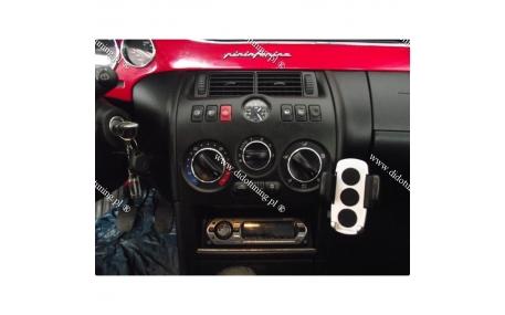 Кольца на регулятор печки Fiat Coupe